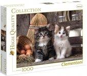 Puzzle 1000 Clementoni 39340 Dwa Kotki