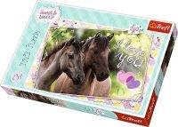 Puzzle 260 Trefl 13213 Kochamy Konie