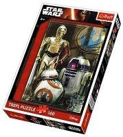 Puzzle 160 Trefl 15323 Star Wars - Droidy