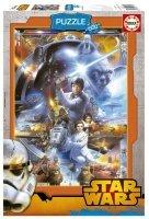 Puzzle 500 Educa 16167 Star Wars