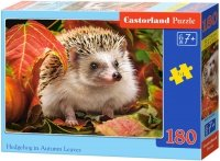Puzzle 180 Castorland B-018338 Jeż