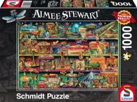 Puzzle 1000 Schmidt 59376 Aimee Stewart - Magiczny Świat Zabawek