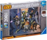 Puzzle 200 Ravensburger 128099 Star Wars - Rebels