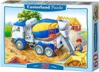 Puzzle 60 Castorland B-06618 Betoniarka - Building Site