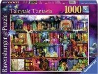 Puzzle 1000 Ravensburger 194179 Magiczna Biblioteczka