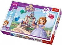 Puzzle 100 Trefl T-16226 Sofia - Jej Wysokość Zosia