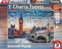 Puzzle 1000 Schmidt 59579 Charis Tsevis - Londyn