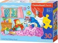 Puzzle 30 Castorland B-03655 Czerwony Kapturek