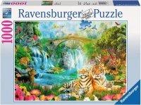 Puzzle 1000 Ravensburger 193738 Tygrysy
