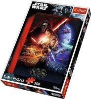 Puzzle 500 Trefl 37269 Star Wars - Przebudzenie Mocy