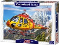 Puzzle 260 Castorland B-27248 Helikopter