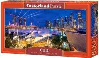 Puzzle 600 Castorland B-060139 Marina Zatoka - Singapur