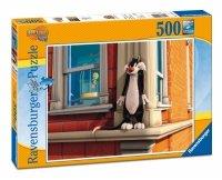 Puzzle 500 Ravensburger 144921 Looney Tunes - Na Straży
