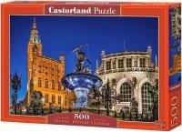 Puzzle 500 Castorland B-52936 Gdańsk - Fontanna Neptuna