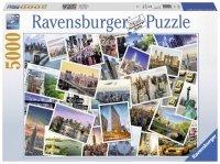 Puzzle 5000 Ravensburger 174331 New York - Kolaż