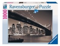 Puzzle 1000 Ravensburger 158355 Manhattan - Brooklyn