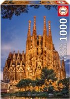 Puzzle 1000 Educa 17097 Sagrada Familia