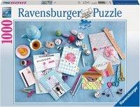 Puzzle 1000 Ravensburger 195718 Rękodzieło