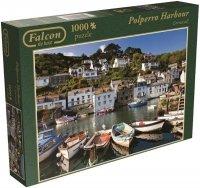 Puzzle 1000 Jumbo 11046 Falcon - Port Polperro