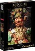 Puzzle 1000 Clementoni 39331 Museum - Arcimboldo