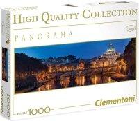 Puzzle 1000 Clementoni 39343 Rzym Nocą - Panorama