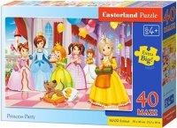 Puzzle 40 Maxi Castorland B-040162 Bal Księżniczek