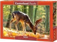 Puzzle 500 Castorland B-52325 Jeleń