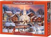 Puzzle 1000 Castorland C-103850 Zimowy Krajobraz