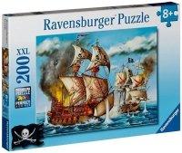 Puzzle 200 Ravensburger 127719 Piraci