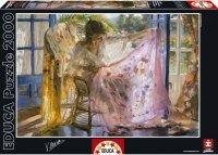Puzzle 2000 Educa 16314 Różowy Szal - Romero