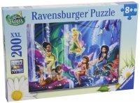 Puzzle 200 Ravensburger 127771 Świat Wróżek