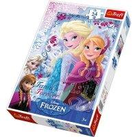 Puzzle 24 Maxi Trefl 14225 Frozen - Siostry