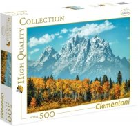 Puzzle 500 Clementoni 35034 Park Narodowy Grand Teton