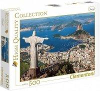 Puzzle 500 Clementoni 35032 Brazylia - Rio de Janeiro