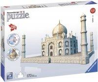 Puzzle 3D 216 Ravensburger 125647 Taj Mahal