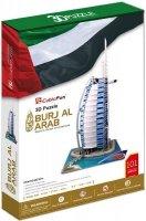 Puzzle 3D CubicFun 101 Burjal Arab MC101h