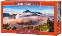 Puzzle 600 Castorland B-060214 Indonezja - Bromo Wulkan