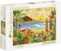Puzzle 1500 Clementoni 31993 Wyspa Surferów