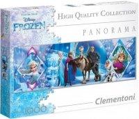 Puzzle 1000 Clementoni 39349 Frozen - Panorama