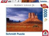 Puzzle 1000 Schmidt 59388 Rodney Lough Jr. - Rezerwat Navajo - Arizona