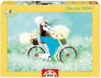 Puzzle 1000 Educa 16728 Kori Kumi - Lato - Rower