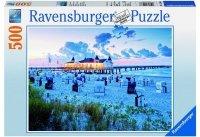 Puzzle 500 Ravensburger 142668 Wieczór na Wyspie