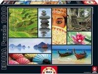 Puzzle 1000 Educa 16294 Kolory Azji