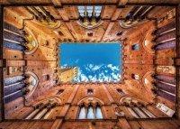 Puzzle 1000 Piatnik P-5460 Piatnik - Palazzo Publico Siena