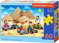 Puzzle 60 Castorland B-066018 Quady - Piramida Giza