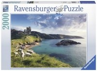 Puzzle 2000 Ravensburger 166268 Szmaragdowa Wyspa