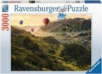 Puzzle 3000 Ravensburger 170760 Balony nad Polami Ryżowymi