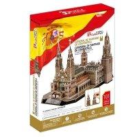 Puzzle 3D CubicFun 101 Katedra De Santiago Compostela - MC184h-ES
