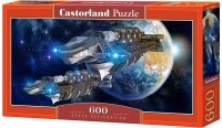 Puzzle 600 Castorland B-060047 Eksploracja Kosmosu