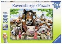 Puzzle 300 Ravensburger 132072 Zwierzęta